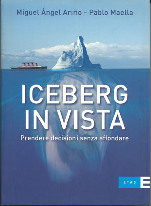 Iceberg in vista (IT)